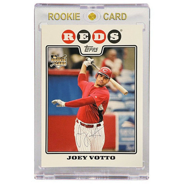 Joey Votto Cincinnati Reds 2008 Topps # 319 Rookie Card