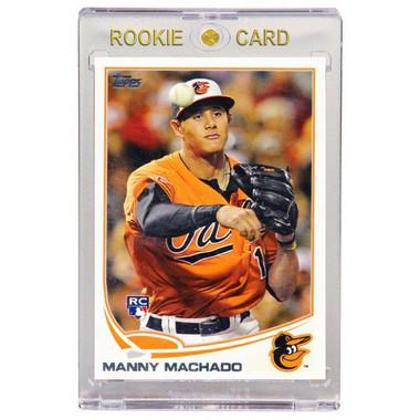 Manny Machado Baltimore Orioles 2013 Topps # 270 Rookie Card