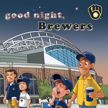 Good Night, Brewers Board Book