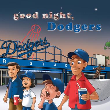 Good Night, Dodgers Board Book