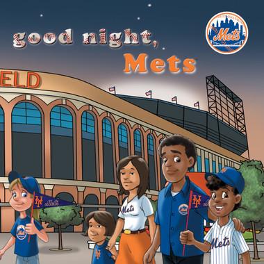 Good Night, Mets Board Book