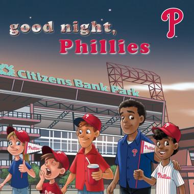 Good Night, Phillies Board Book