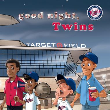Good Night, Twins Board Book