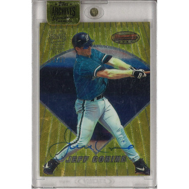 Jeff Conine Autographed Card 2016 Topps Archives Signature Series Ltd Ed of 37