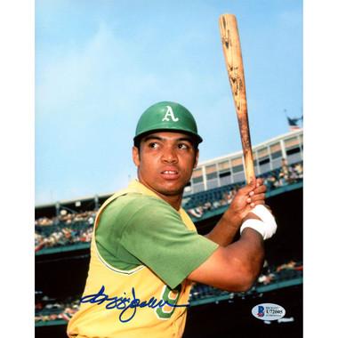Reggie Jackson Autographed 8x10 Photograph (Beckett-98)