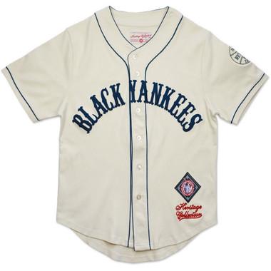 Men's New York Black Yankees Negro Leagues Heritage Jersey