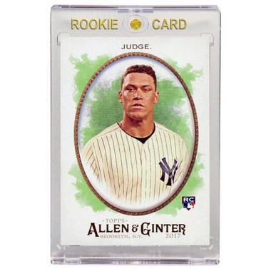 Aaron Judge New York Yankees 2017 Topps Allen & Ginter # 172 Rookie Card