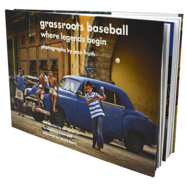 Grassroots Baseball: Where Legends Begin (Signed by Johnny Bench)