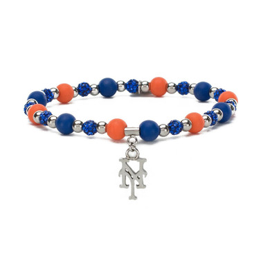 Rustic Cuff New York Mets Mini Kaleidoscope Bracelet