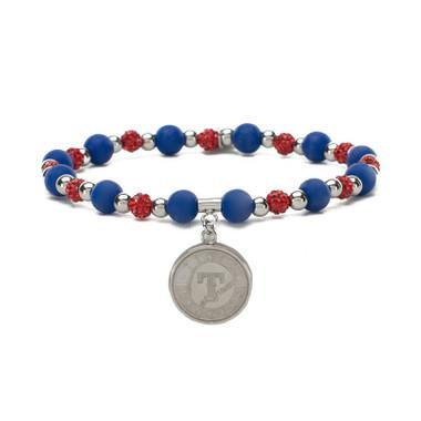 Rustic Cuff Texas Rangers Mini Kaleidoscope Bracelet