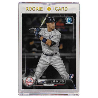 Aaron Judge New York Yankees 2017 Bowman Chrome # 56 Rookie Card