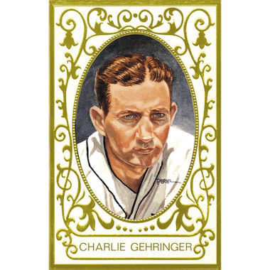 Charlie Gehrigner Perez-Steele Masterworks Limited Edition Postcard # 1