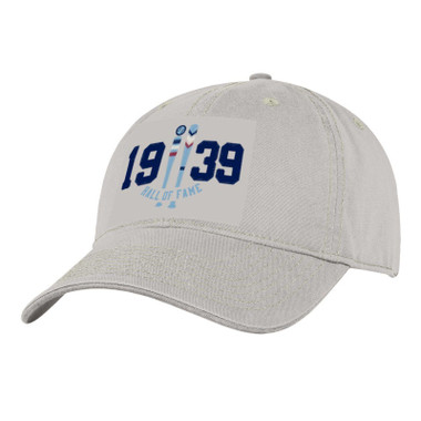 Women's Baseball Hall of Fame Stone 1939 Adjustable Cap