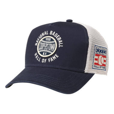 Men's American Needle Baseball Hall of Fame Valin Mesh Snapback Adjustable Cap