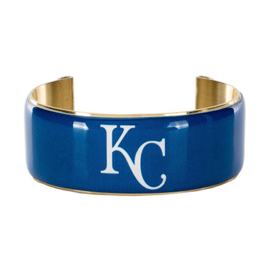 Rustic Cuff Kansas City Royals Art Deco Women's Large Cuff