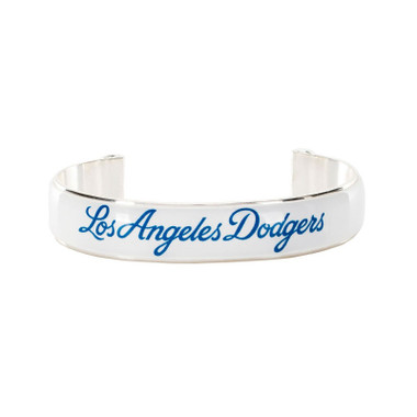 Rustic Cuff Los Angeles Dodgers Art Deco Women's Small Cuff