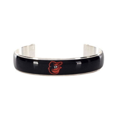 Rustic Cuff Baltimore Orioles Art Deco Women's Small Cuff