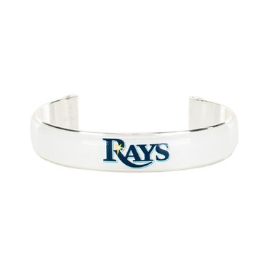 Rustic Cuff Tampa Bay Rays Art Deco Women's Small Cuff