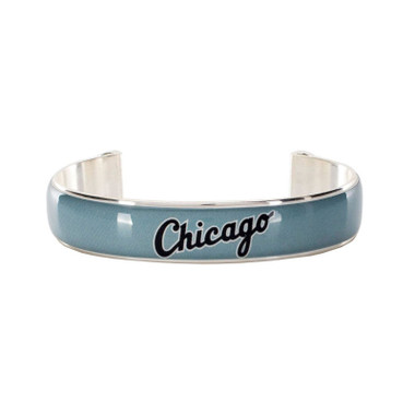 Rustic Cuff Chicago White Sox Art Deco Women's Small Cuff