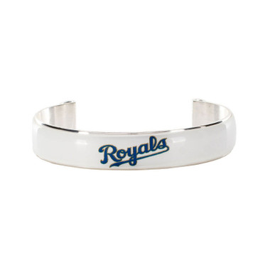 Rustic Cuff Kansas City Royals Art Deco Women's Small Cuff