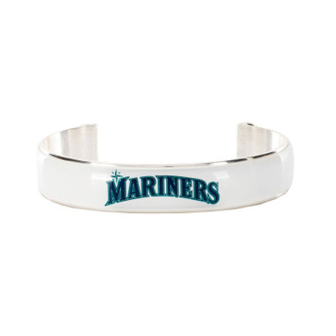 Rustic Cuff Seattle Mariners Art Deco Women's Small Cuff