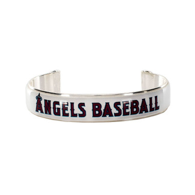 Rustic Cuff Los Angeles Angels Art Deco Women's Small Cuff