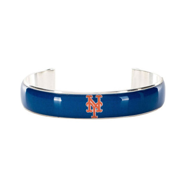 Rustic Cuff New York Mets Art Deco Women's Small Cuff
