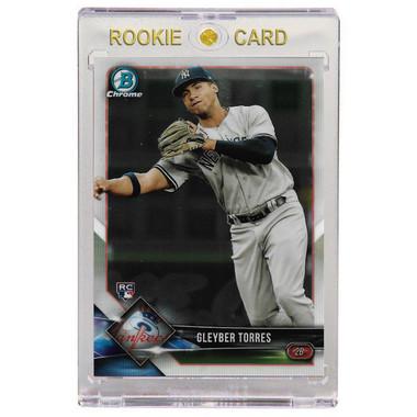 Gleyber Torres New York Yankees 2018 Bowman Chrome # 83 Rookie Card