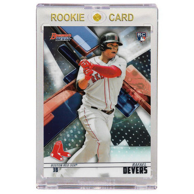 Rafael Devers Boston Red Sox 2018 Bowman's Best # 4 Rookie Card