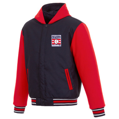 Men's Hall of Fame Reversible Hooded Jacket