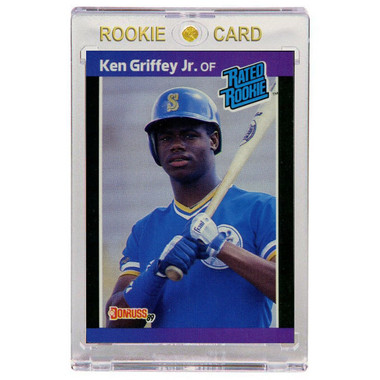 Ken Griffey Jr. Seattle Mariners 1989 Donruss # 33 Rookie Card