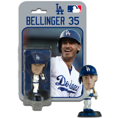 Cody Bellinger Los Angeles Dodgers 4 Inch Mini Bobble Head