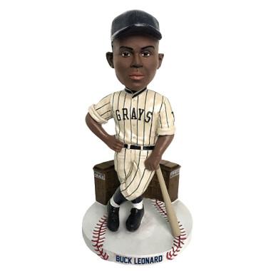 Buck Leonard Homestead Grays Negro League Bobblehead