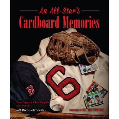 An All-Star's Cardboard Memories (Signed by Author)