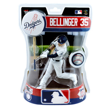 "Cody Bellinger Los Angeles Dodgers Imports Dragon 6"" Figure"