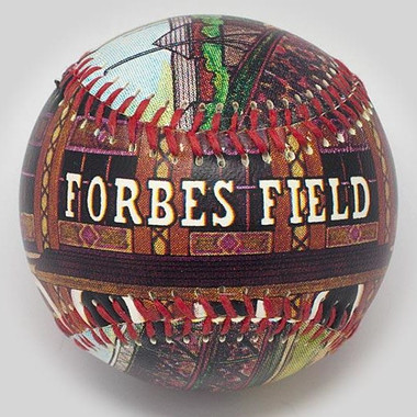 Forbes Field Unforgettaballs Limited Commemorative Baseball with Lucite Gift Box