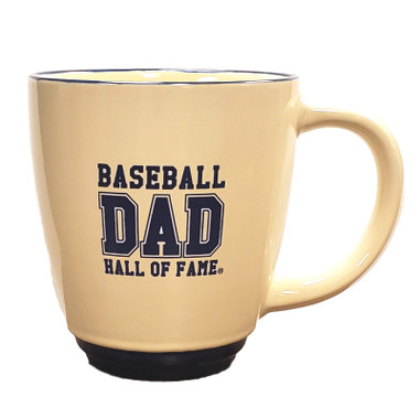 Baseball Hall of Fame Dad 11 oz Mug