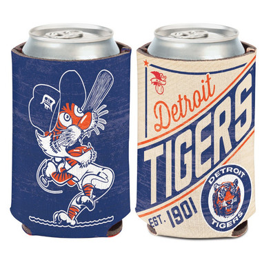Detroit Tigers Cooperstown Can Cooler