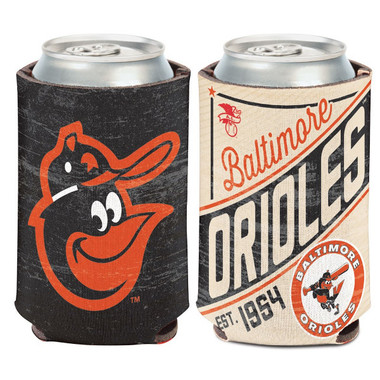 Baltimore Orioles Cooperstown Can Cooler