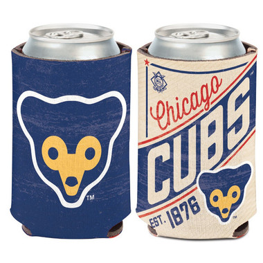Chicago Cubs Cooperstown Can Cooler