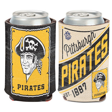 Pittsburgh Pirates Cooperstown Can Cooler