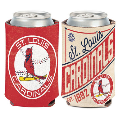 St. Louis Cardinals Cooperstown Can Cooler