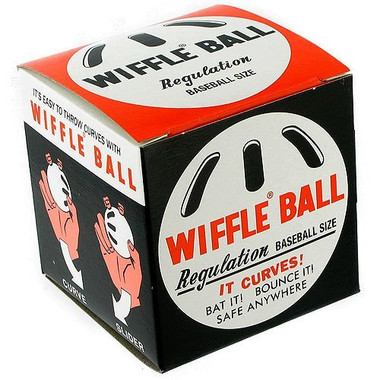 Official Wiffle Ball Baseball in Box