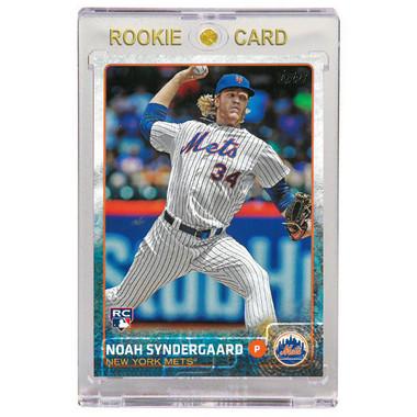 Noah Syndergaard New York Mets 2015 Topps Update # 157 Rookie Card