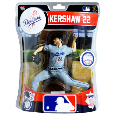 "Clayton Kershaw Los Angeles Dodgers Imports Dragon 6"" Figure"