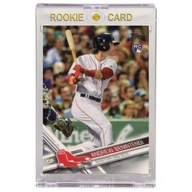 Andrew Benintendi Boston Red Sox 2017 Topps #283 Rookie Card