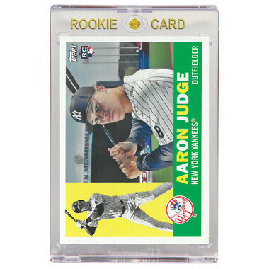 Aaron Judge New York Yankees 2017 Topps Archives # 62 Rookie Card