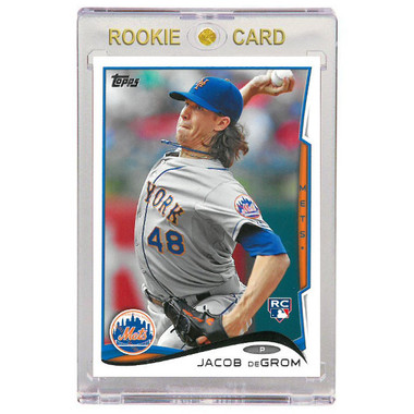 Jacob DeGrom New York Mets 2014 Topps Update # US50 Rookie Card