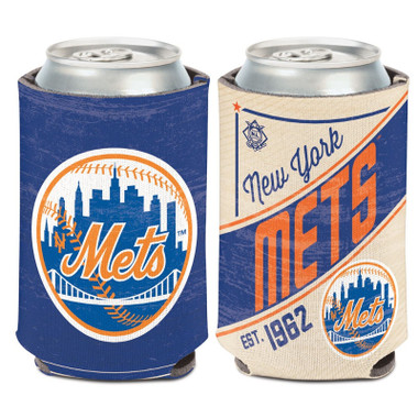 New York Mets Cooperstown Can Cooler