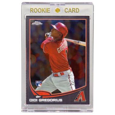 Didi Gregorius Cincinnati Reds 2013 Topps Chrome # 65 Rookie Card
